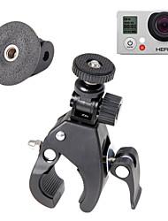 Acessórios GoPro Montagem / Tripé Para Todos Plástico preto