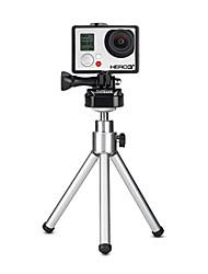 Accessori GoPro Treppiedi / MontaggioPer-Action cam,GoPro Hero 5 / Tutti Plastica / Acciaio inossidabile