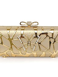 Luxurious Satin Wedding/Special Occasion Clutches/Evening Handbags with Bowknot(More Colors)