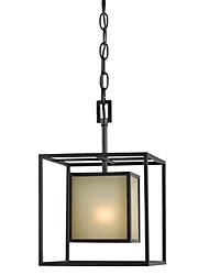 1-light 120 inch opknoping leeftijd bronzen hanger