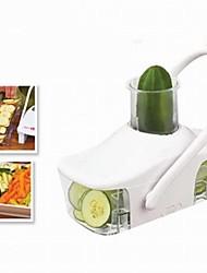 Multi-fonction Légumes Cuisine taillé à la main et ensemble de fruits