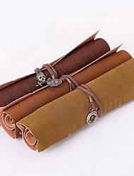 moda venda quente bolsa de couro marrom multiuso (1 pc) (mais cores)