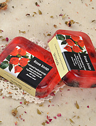 Thaïlande D-narn main Rose Essentielle 90g de savon à l'huile