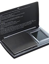 1000g/ 0.1g Electronic Digital Scale Touchscreen Pocket Jewelry Gold Diamond Carat Balance