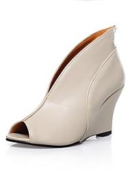 Women's Wedge Heel Wedges Pumps/Heels Shoes(More Colors)