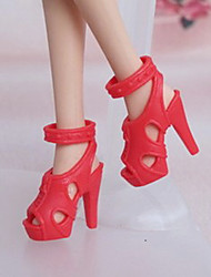 Barbie-Puppe Red Sandalette