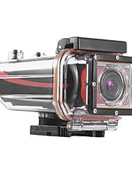 AT90 Full HD 1080p Mini-Camcorder (Schwarz)