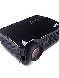 Android WXGA 3000 Lumens LCD Projector with HDMI Input TV Tuner - H0013
