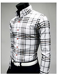 Men's Casual Shirts , Others Uyuk