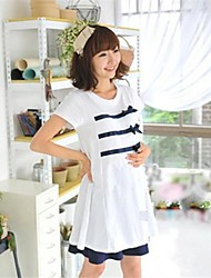 Hot sale 2013 Maternity Clothing Summer Butterfly T-shirt Loose Top