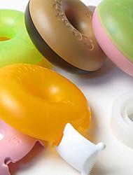 Simples Caracol Projeto de Corte de fita (cor aleatória)