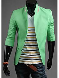 Uomo 3/4 Sleeve Blazer