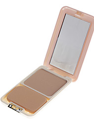 Monplay Mineral Skin Pressed Powder(Color No.03)
