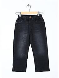 I.L.S Boy'S Denim Pants(Dark Blue)