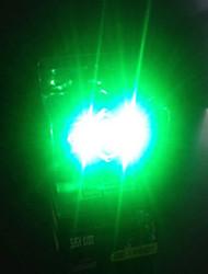 FJQXZ USB Cauda Rainproof Verde Luz de advertência de segurança