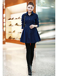 Women's Demin Skinny Dress