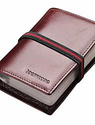 Mens Vintage Style Bag Genuine Leather Wallet Clutch