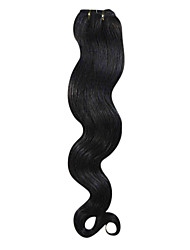 22inch Grade 5A Indian Hair Weft Body Wave 100g More Colors Avaliable