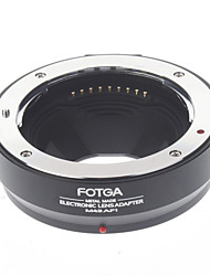 Tubo FOTGA M43 AF1 Lens Adapter Elettronica / Extension