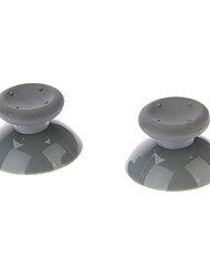 Analog Cap Replacement Part for Xbox 360 (Gray)