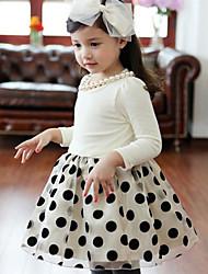 Vestito Girl Inverno Cotone