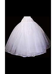 Oganza Ball Gown Two Tier Floor-Length Petticoats