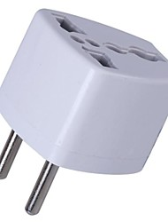 High Quality Multifunctional Universal EU Travel AC Power Adapter Plug (250V, 10A)
