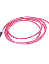 3.5mm Audio Jack Connection Cable (Red 1.04m)