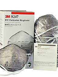 Boxed 3M 8247 N95 formaldéhyde preuve respirateur (20 pièces / boîte)