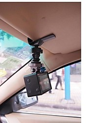 G-141 Car Sun Visor Mount Adapter pour GoPro Hero2 / Hero3 + w / CNC trépied