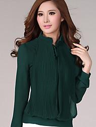Women's Tops & Blouses , Cotton/Polyester/Spandex KUMOTA