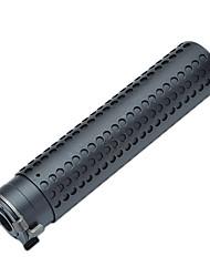VFC Long Black Aluminium-Endschalldämpfer 12mm Kaliber