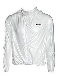 MOON UV-bestendig Lycra Witte Fietsen Skin Coat