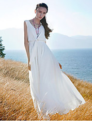 Women's Dresses , Chiffon Casual MH