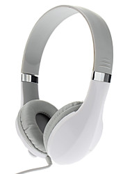 Kanen-KM-1080 Stereo Headphone On-Ear com microfone e remoto