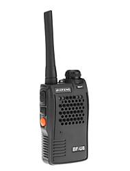 Baofeng 400-470MHz 2W Flashlight FM Two Way Radio Walkie Talkie Transceiver Interphone