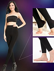 Women's Black/Brown/Gray/Red Skinny/Straight Pants , Sexy/Bodycon/Casual/Cute/Party/Work