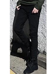 Herren Cassic Black Jeans