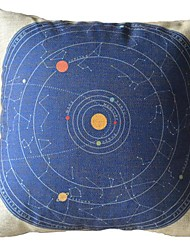 Solar System  Decorative Pillow Cover