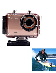 DV-AT91 Waterproof 1080P 12.0 MP CMOS Sport Diving DVR Camcorder