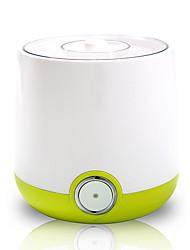 Green Automatic Yogurt Maker Machine, W18.5cm x L18.5cm x H19cm