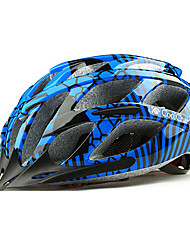CoolChange 27 Vents Blue EPS Integrally-molded Cycling Helmet