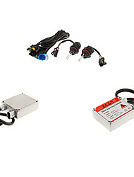 9004/9007-3 E3035-6000K Xenon HID Car Light Ballast Set
