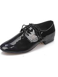 Brevet en simili-cuir à lacets Danse moderne Chaussures Hommes