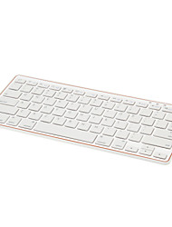 BK3013 Bluetooth Support 3.0 Portable Keyboard di Windows di Apple