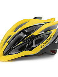 CoolChange Women's / Men's / Unisex Mountain / Road / Sports / Half Shell Bike helmet 25 Vents CyclingCycling / Mountain Cycling / Road
