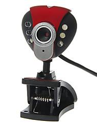 Triangle geprägt Desktop 8-Megapixel-Webcam mit Mikrofon Nachtsicht-LED