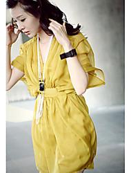 Frauen lösen Casual Dress