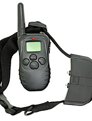 Remote Control Pet Training Collars System With One Dog Training Receiver Collar