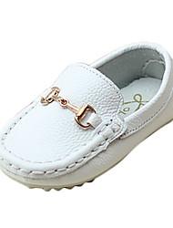 Talon plat Comfort Mocassins Chaussures en cuir pour enfants (plus de couleurs)